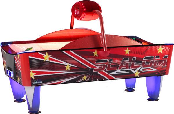 Slalom Air Hockey