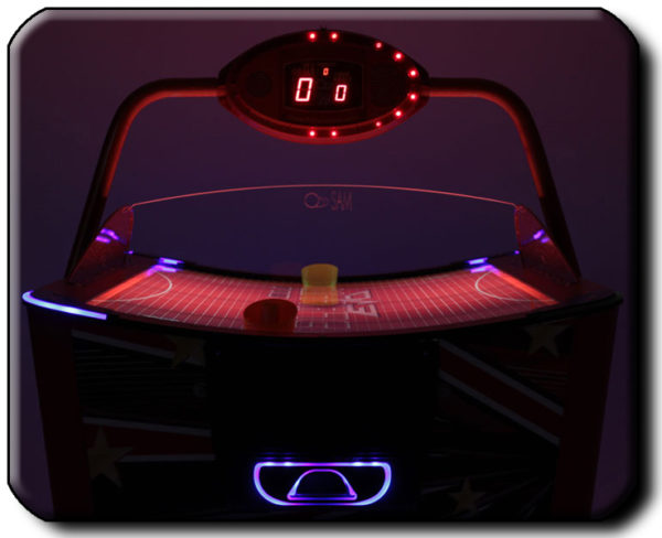Slalom Air Hockey 6