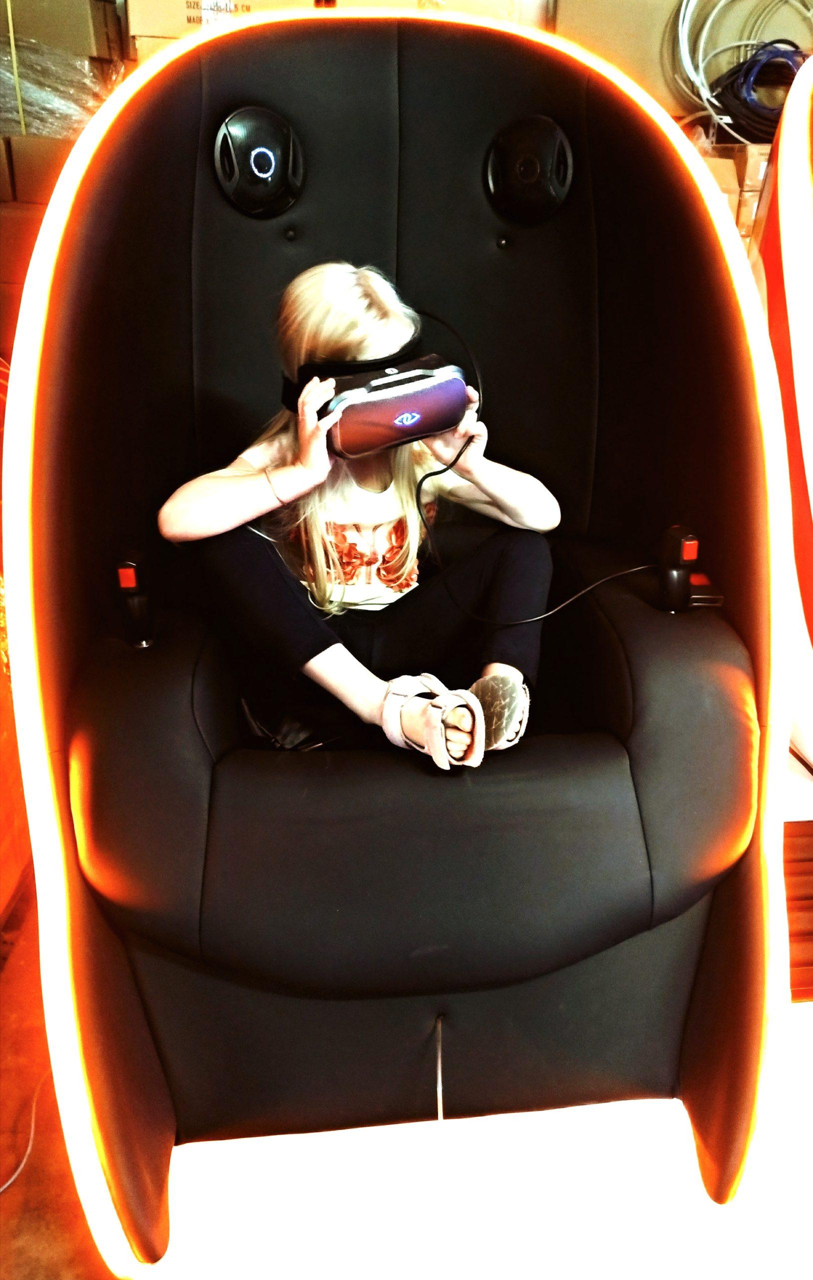 VR Shark 2P
