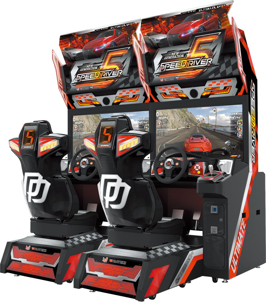 speed driver 5