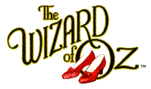logo wizard of oz